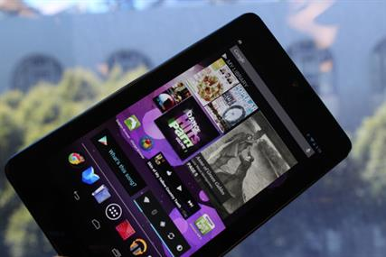 Google Nexus 7: Gadget of the Year