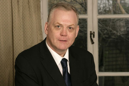 Barry McIlheney: appointed PPA chief executive