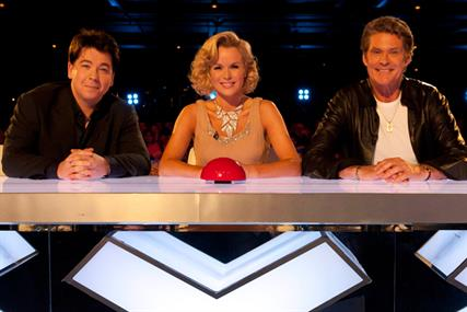 Britain's Got Talent: expected to generate more than £5m in TV ad revenue for ITV