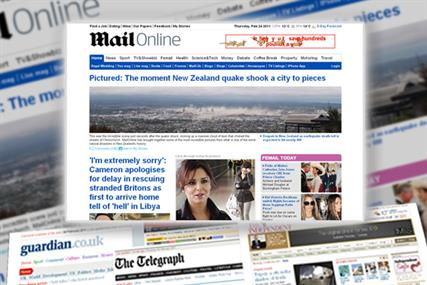 ABCes: Irrepressible MailOnline soars past 56m