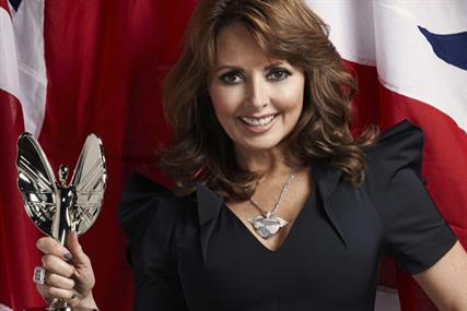 Pride of Britain presenter Carol Vorderman