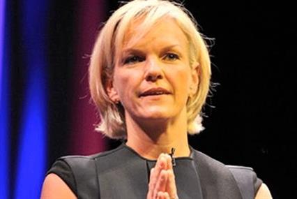 Elisabeth Murdoch: delivered the MacTaggart lecture in Edinburgh