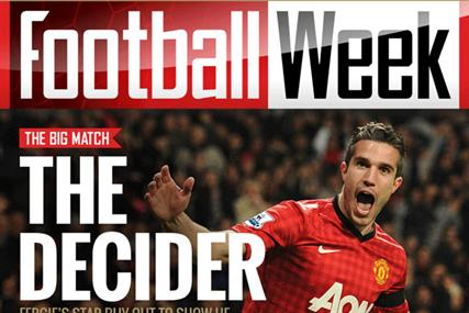 Football Week: Future teams up with the Press Association for weekly iPad title