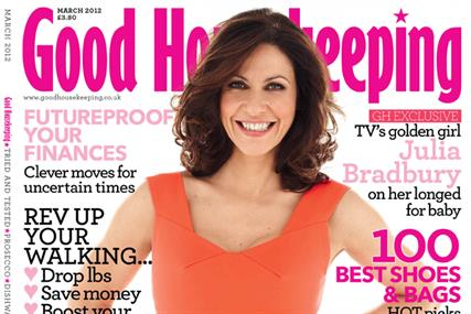Good Housekeeping: rise in subscriptions helped boost circulation to 448,129 copies