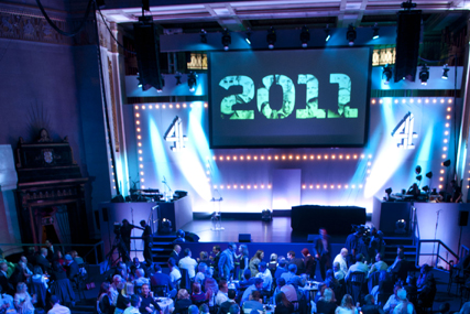Channel 4: 2011 launch for agencies and advertisers