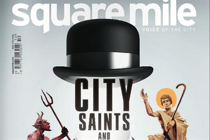 Square Mile: will publish its first style issue in February.