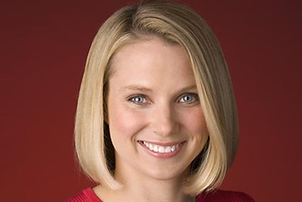 Marissa Mayer: revealed her pregnancy to Yahoo in June