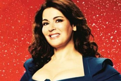 Nigella Lawson: guest editor of December's Stylist magazine
