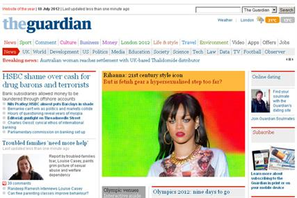 Guardian: partners Quantcast