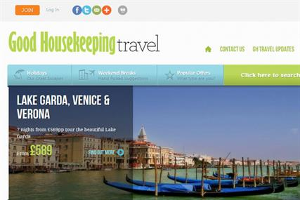 Good Housekeeping launches travel website