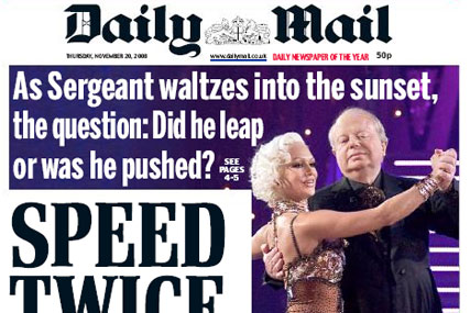 Daily Mail set to end giveaways