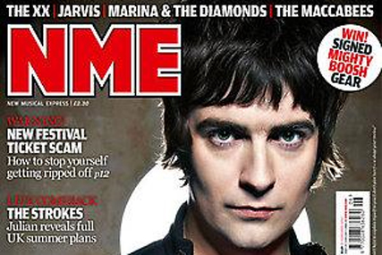 NME: IPC stressed support for title despite circulation fall