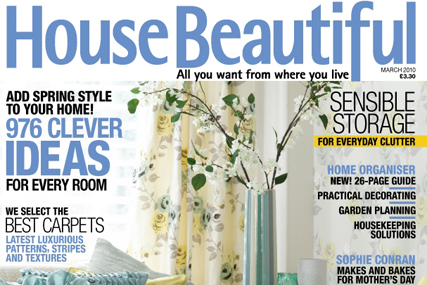 House Beautiful: celebrates success in the homes and gardens sector