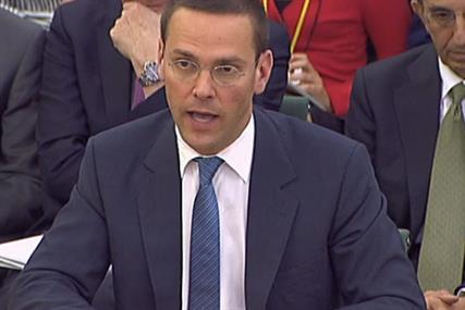 James Murdoch steps down from News International to focus on TV