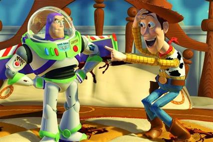 Toy Story: joins Channel 5's Sunday afternoon film season