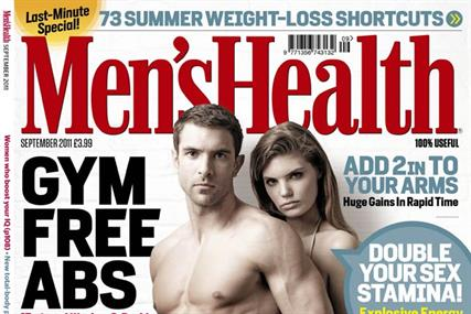 Men's Health: market-leading title is down 11.1% to 218,368