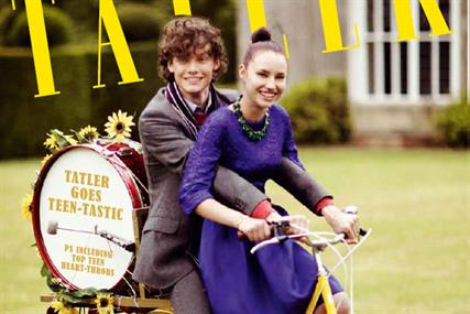 Tatler launches Teen Tatler supplement