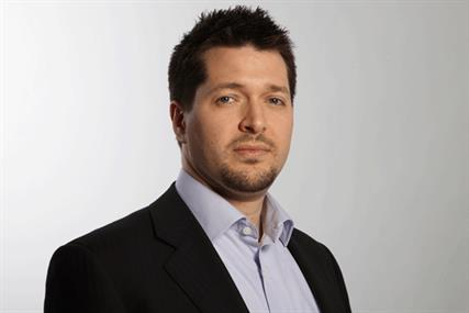 Simon Michaelides: UKTV marketing director