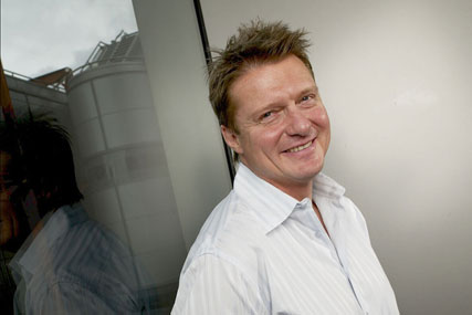 Andy Barnes, sales director, Channel 4