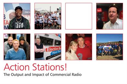 Action Stations: report highlights public service content on commercial radio