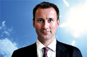 Jeremy Hunt, Conservative shadow secretary for culture, media and sport