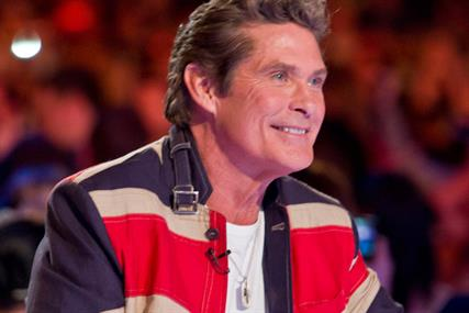 David Hasselhoff: Baywatch actor joins Britain's Got Talent