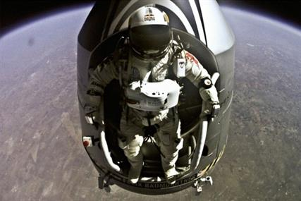 Felix Baumgartner: Red Bull skydive smashes YouTube records