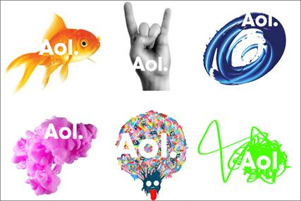 AOL: reported first global ad revenue growth since 2008
