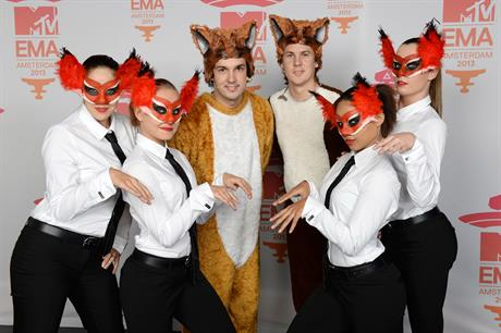 Ylvis, the duo behind the viral hit 'What Does the Fox Say?'