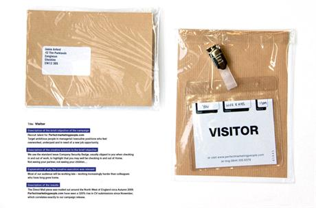 Perfect Marketing People 'Visitor' by McCann Manchester