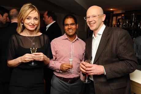 Polly Jones, Shailen Joshi, Richard Wheaton