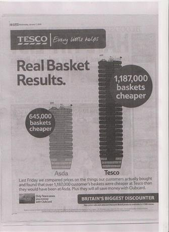 comparison between asda and tesco In this essay a comparison between two companies, tesco and sainsbury's are handled their business models are handled independently in detail by addressing.