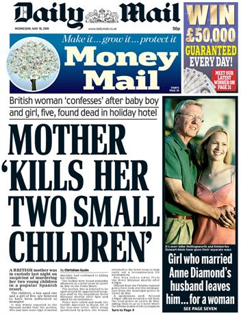 Daily Mail (19 May)