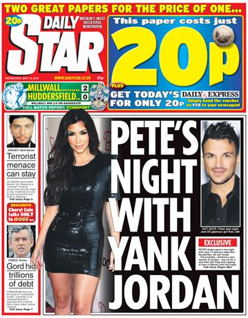 Daily Star (19 May)