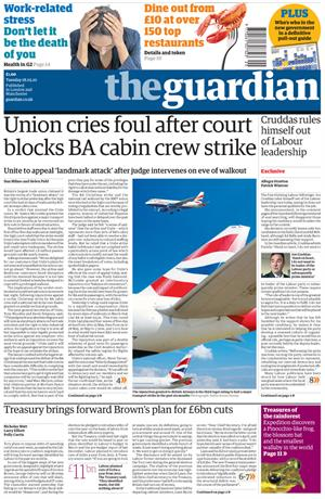 The Guardian (19 May)