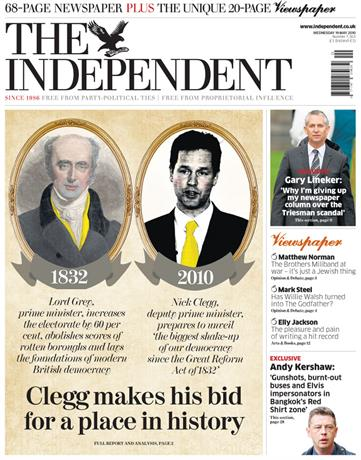 The Independent (19 May)
