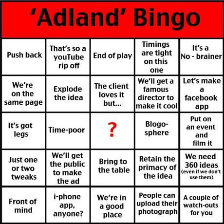 adland bingo