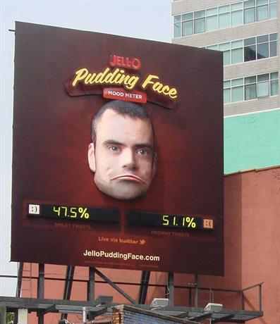 Jell-O Pudding Face