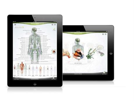 DK Human Body on the iPad
