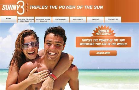 Sunny3 website