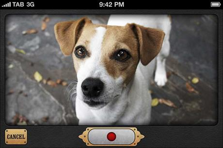 Frijj 'pet translator' app