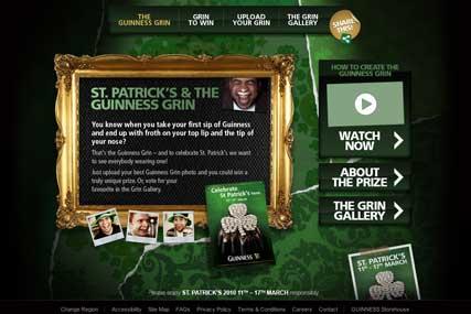 Guinness Grin