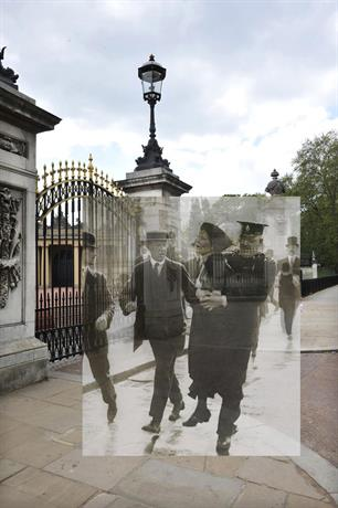 Museum of London app - Buckingham Palace