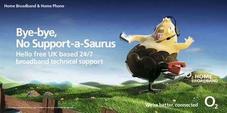 O2 - Bye-bye, No Support-a-Saurus