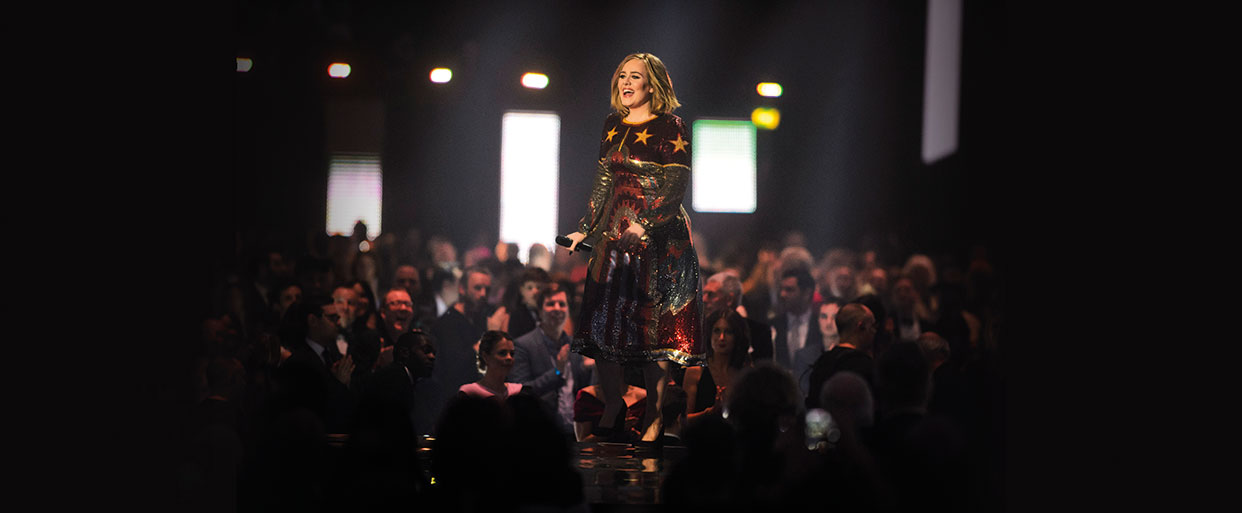 Adele, Amazon and Google show power of personalised experiences