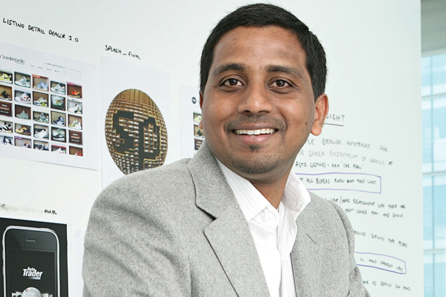 Nigel Vaz: European managing director, SapientNitro