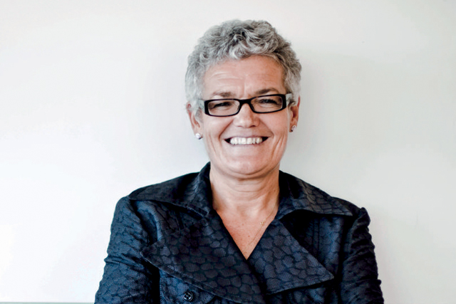Boots marketing director Elizabeth Fagan