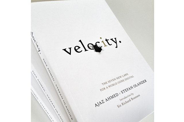 Velocity by Ajaz Ahmed and Stefan Olander