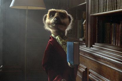 Comparethemarket.com 'meerkat campaign' by VCCP