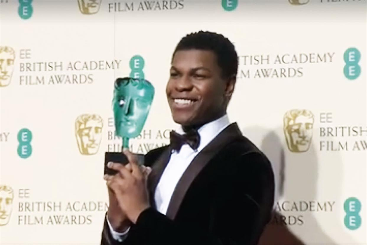 Bafta 2016: a shot from Hatch's Facebook feed